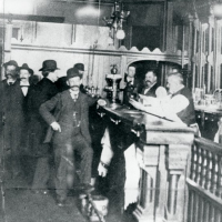 Wordless Wednesday: Getman Saloon
