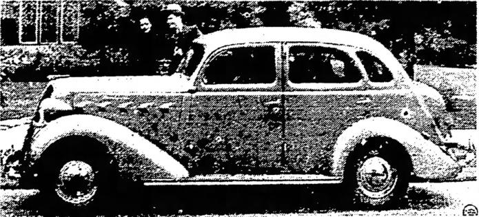 1937 Car