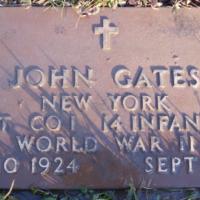 Applegate Origins Part II: John Gates