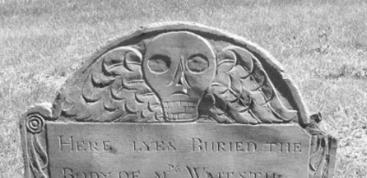 Tombstone Tuesday: Waitstill Vose