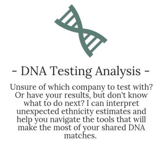 DNA Testing Analysis
