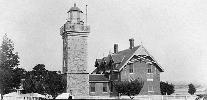 The Haunting of Dunkirk Lighthouse