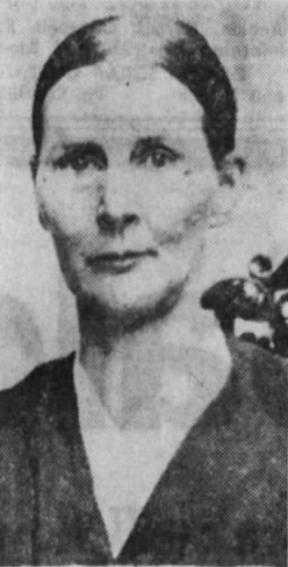Sarah (Wright) Hawkins