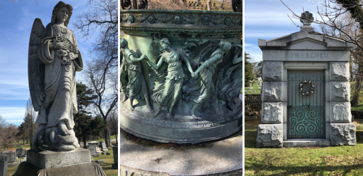 Wordless Wednesday: Forest Lawn Cemetery