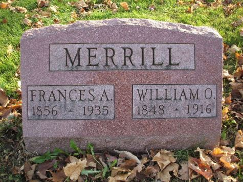 Merrill, William