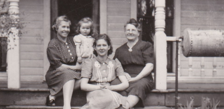 Wordless Wednesday: Four Generations