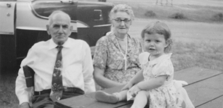 Wordless Wednesday: Great-Grandparents