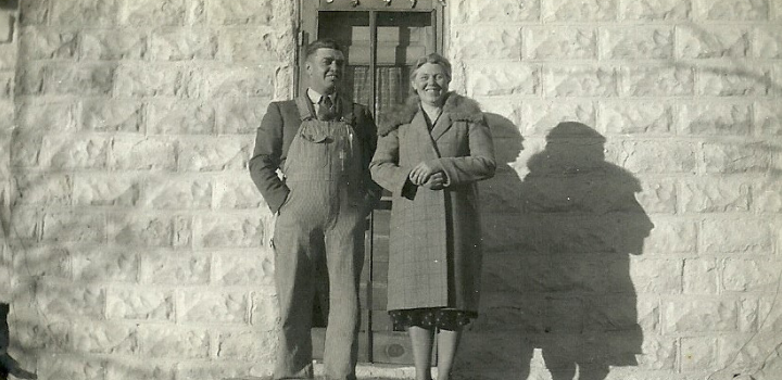 Wordless Wednesday: Russell &Ruth