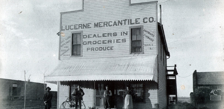 Wordless Wednesday: Lucerne Mercantile Co.