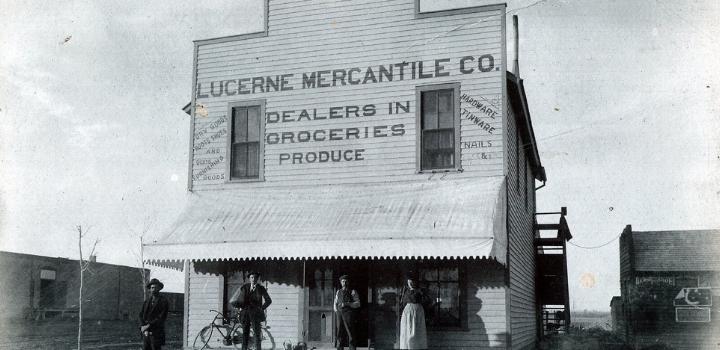 Wordless Wednesday: Lucerne MercantileCo.