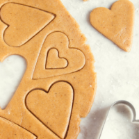 Aunt Monie's Butter Cookie Cutouts