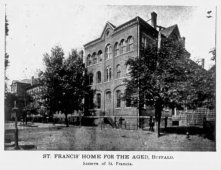 St. Francis Home for the Aged, 1903