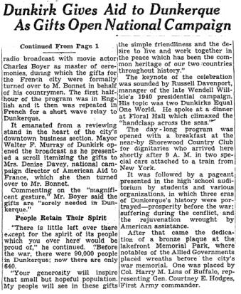 November 29, 1946 // The New York Times