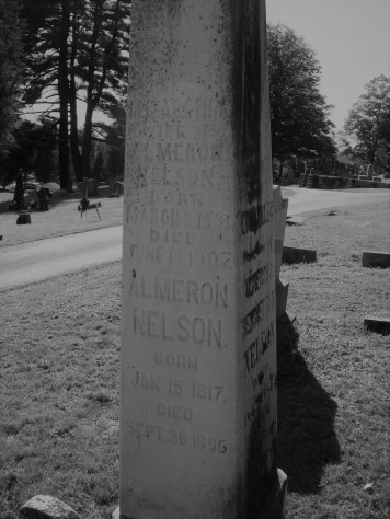 Almeron Nelson 1817-1896
